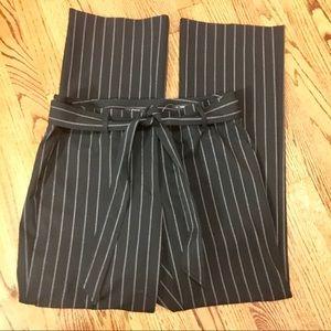 NWT LOFT Pinstripe Pants (Marissa Fit) Size 8